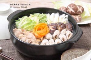 【レシピ】あったか♪イワナ鍋(淡水養魚場「白山堂」様)